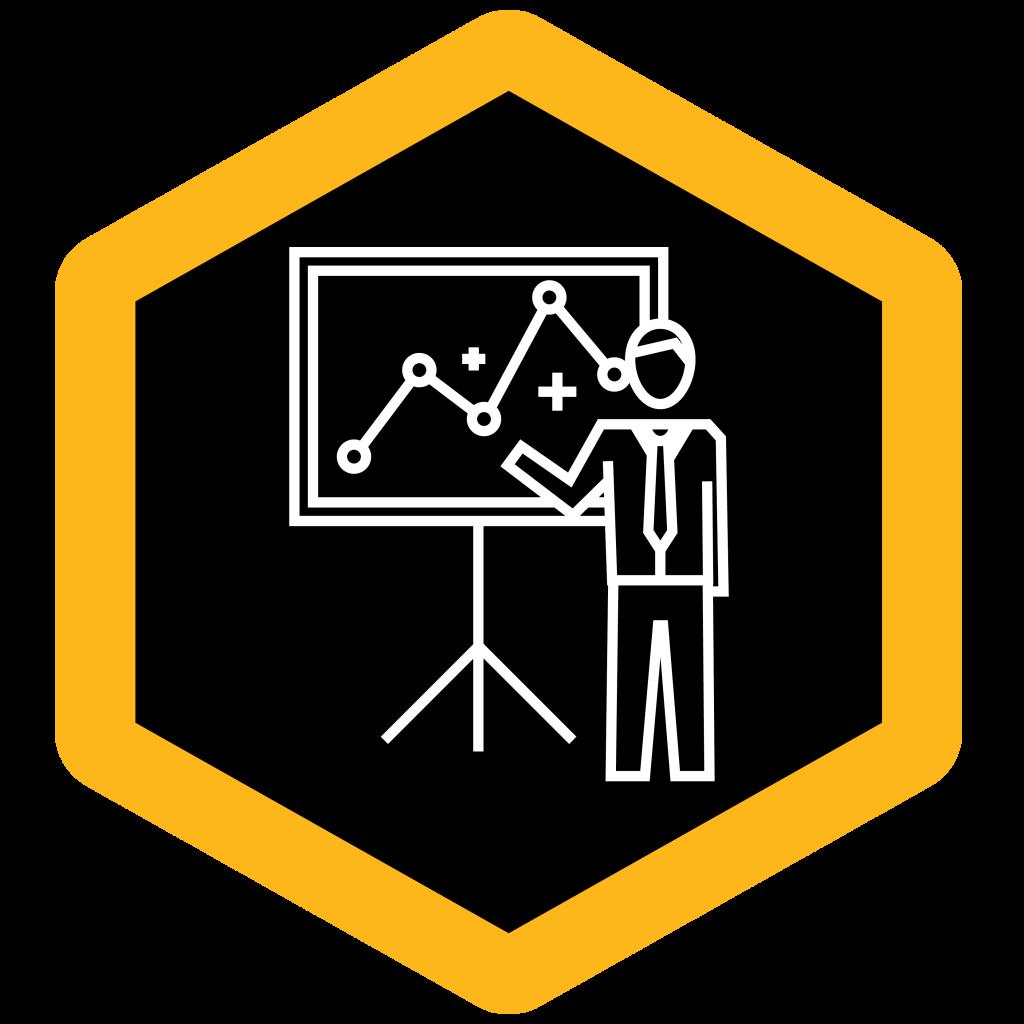 Presentations & Webinars Icon